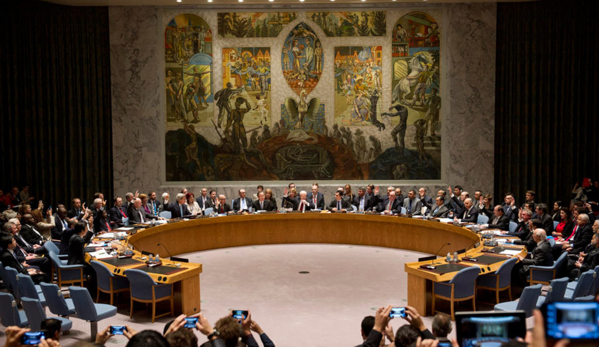 The members of the Security Council strongly condemned the violence witnessed in the Kasaï region over recent months.