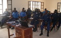 MONUSCO Trains National Police personnel for Security of the Electoral Process in DR Congo