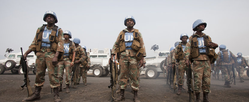 Security Council extends mandate of UN mission in DR Congo through March 2017