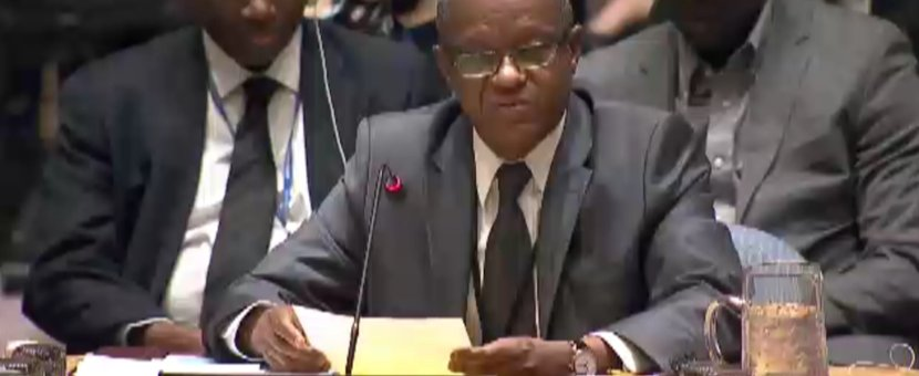 Statement by SRSG Maman Sidikou to the Open Session of the UN Security Council